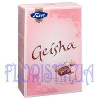 Geisha in milk chocolate Fazer